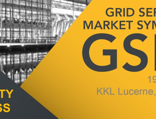 Grid Service Market Symposium (19-20 October)