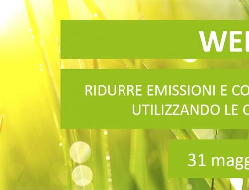 WEBINAR: RIDURRE EMISSIONI E COSTI ENERGETICI NEGLI EDIFICI UTILIZZANDO LE CELLE A COMBUSTIBILE (31 maggio – dalle 16:30 alle 17:30)